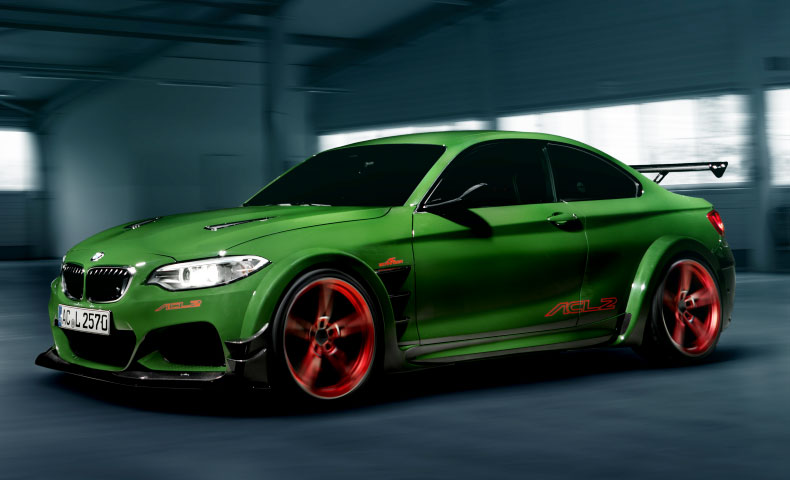 AC Schnitzer BMW Mi ACL Photo - Bmw ac schnitzer