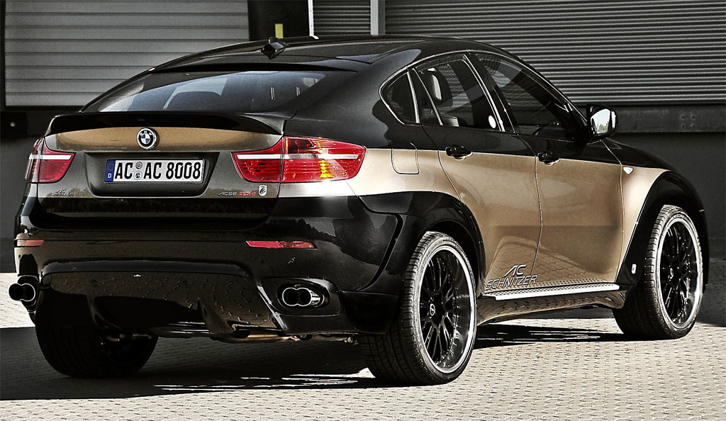 Ac Schnitzer Bmw X6 Falcon Photo 6 4624