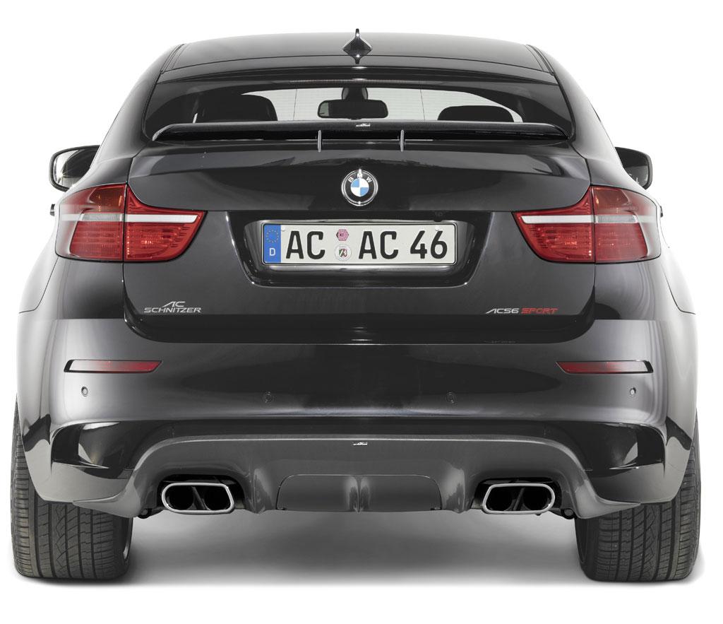 Bmw X6m Review: AC Schnitzer BMW X6M Photo 12 8225