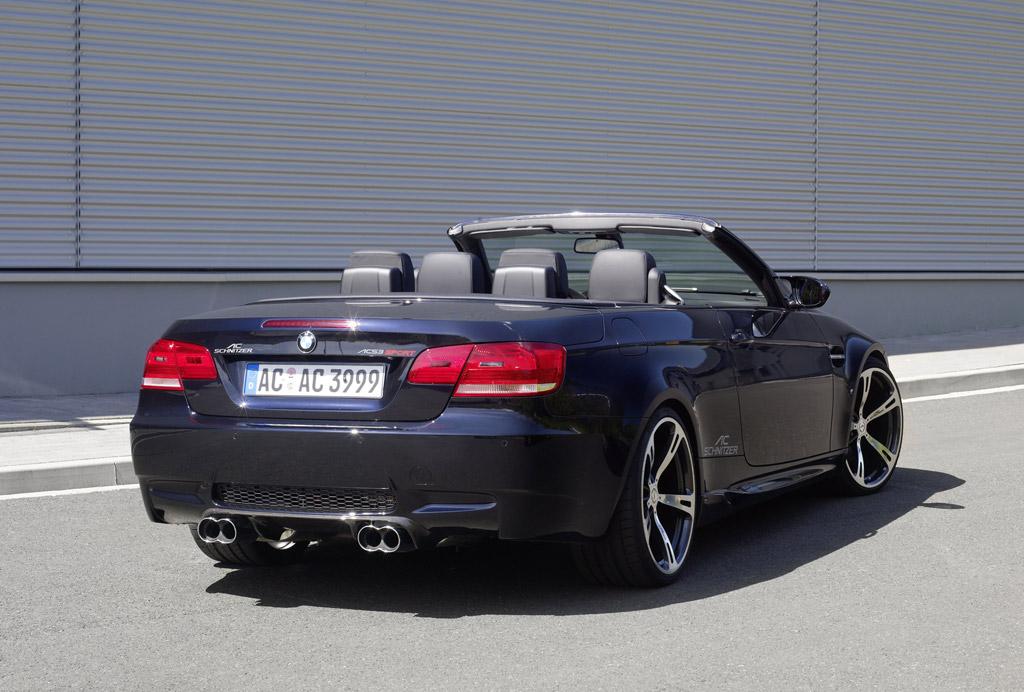Acs3 Sport Bmw M3 Cabrio Photo 5 3916