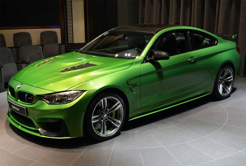 Abu Dhabi Motors Bmw M4 Photo 1 14829
