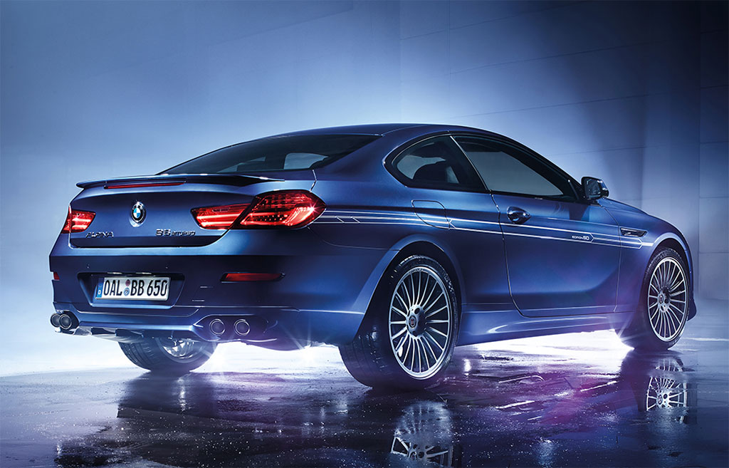 Alpina B BiTurbo Edition Photo - Bmw alpina b6 biturbo price