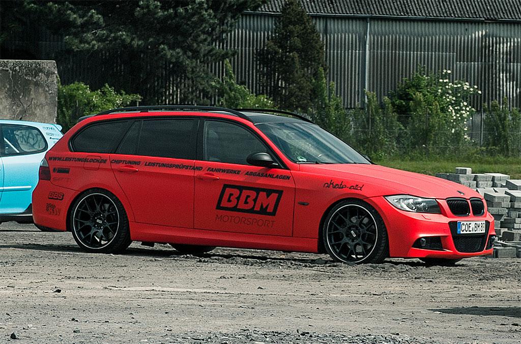 BBM BMW 330d Touring Photo 4 13321