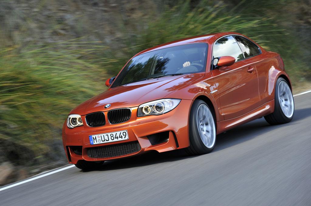 BMW 1 Series M View