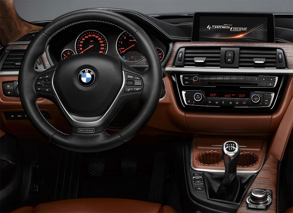 Bmw 4 Series Concept Leaked Photo 8 12781