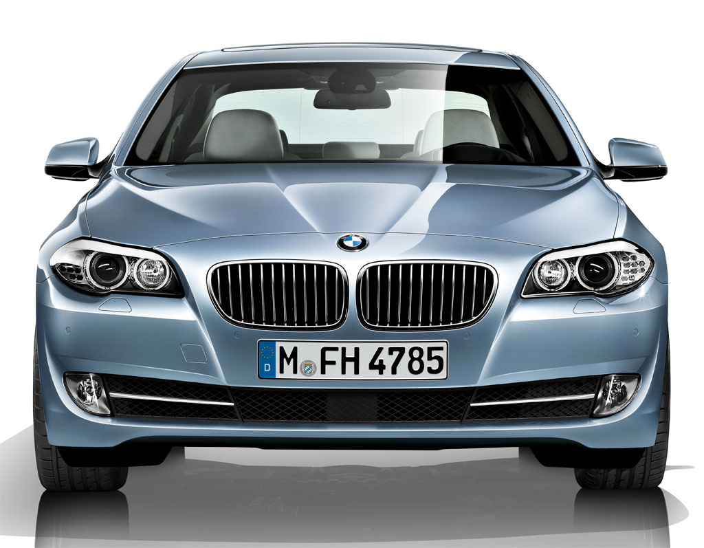 BMW 5 Series Hybrid Photo 4 10741