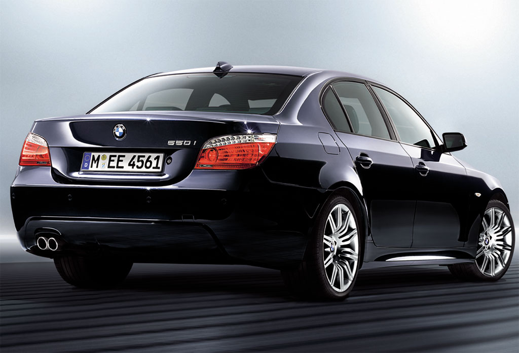 bmw 5 series sport edition photo 1 2185. Black Bedroom Furniture Sets. Home Design Ideas