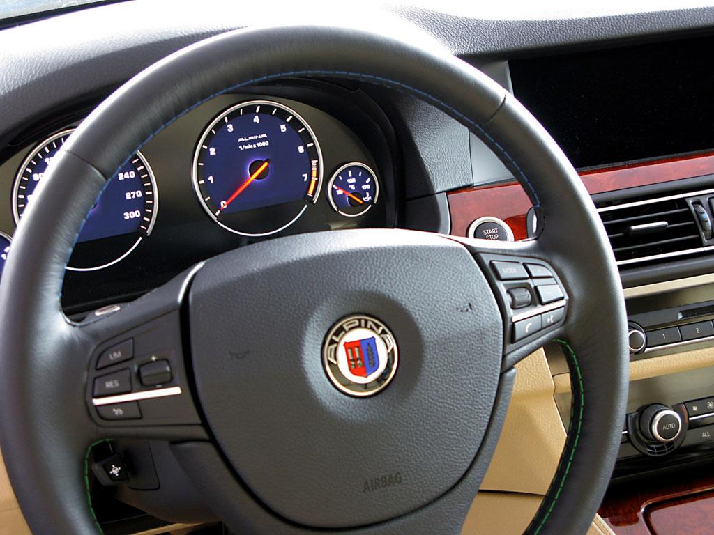 BMW Alpina B BiTurbo Photo - Bmw alpina b5 price