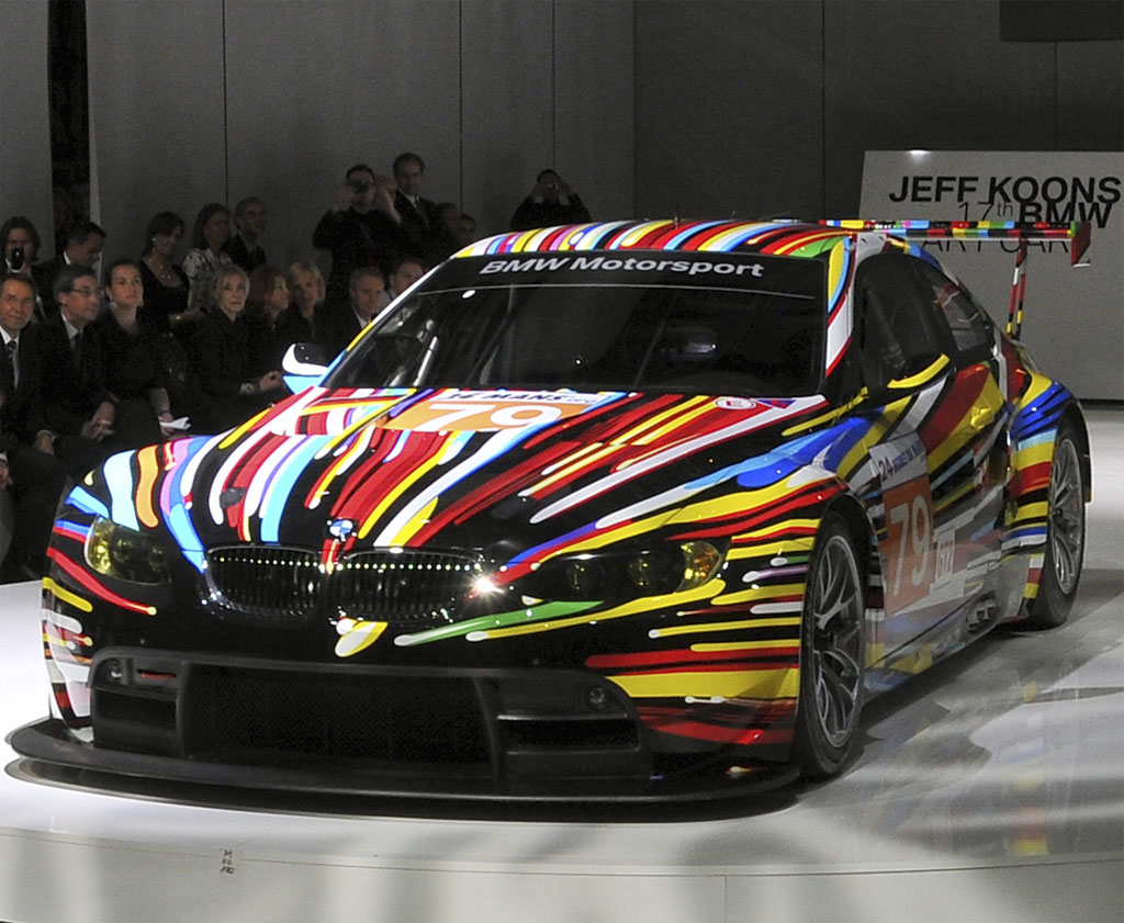 Bmw Art Car Jeff Koons Photo 11 8344