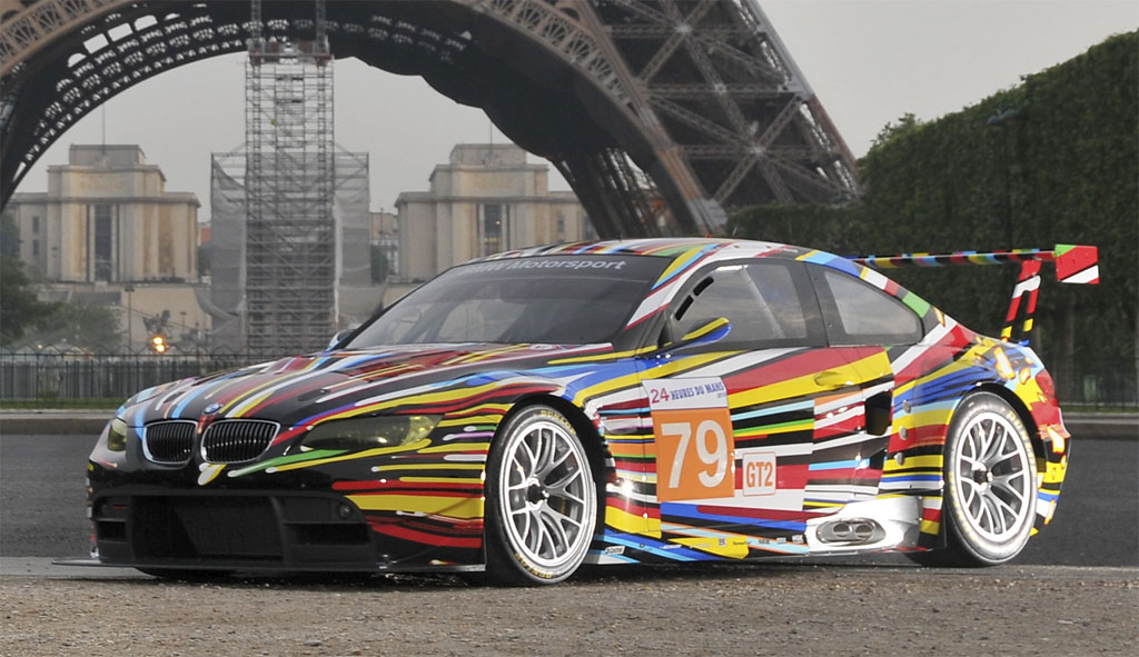 Bmw Art Car Jeff Koons Photo 6 8344
