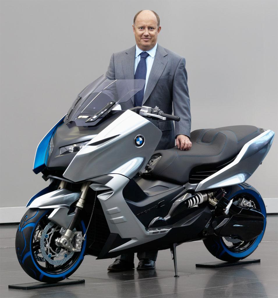 BMW Concept C Photo 43 9870