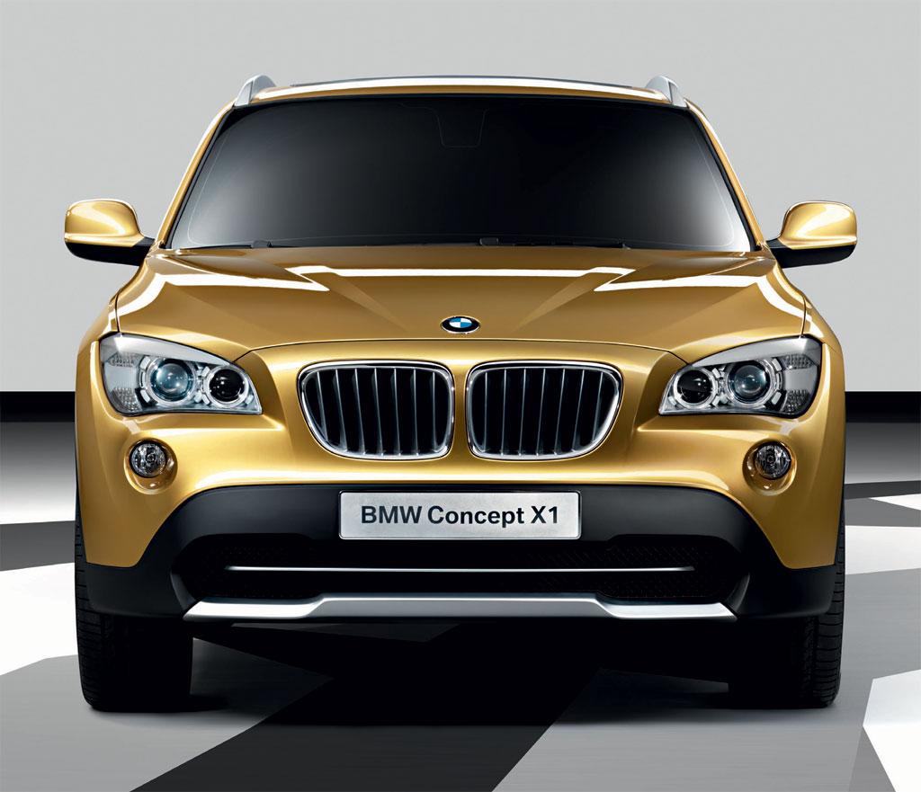 Bmw Z2: BMW Concept X1 Photo 9 4358