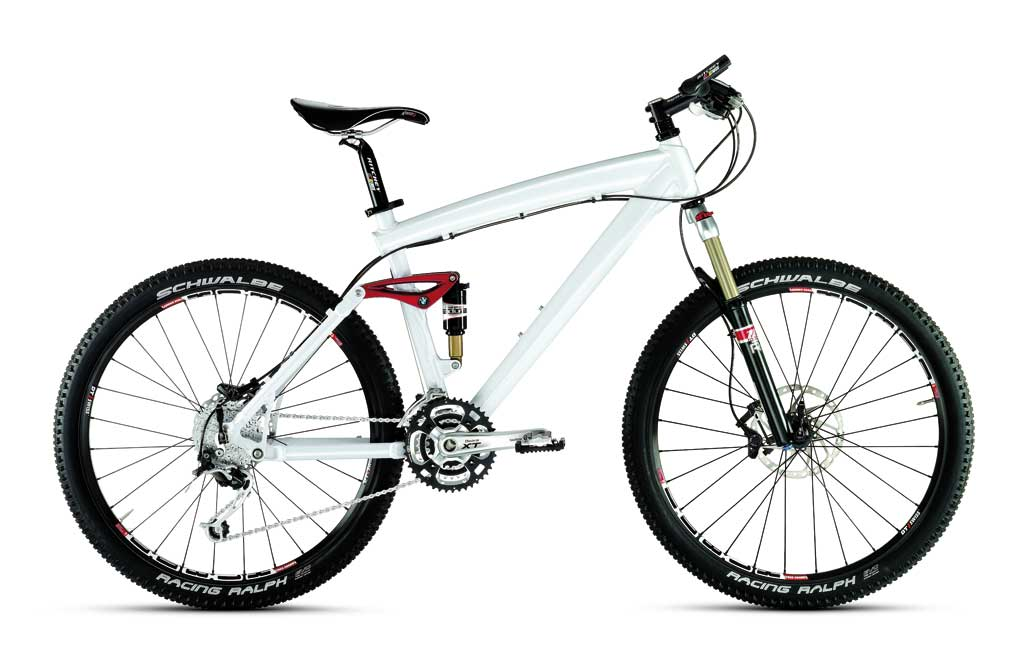 Bmw Cross Country Mountain Bike Photo 1 5952