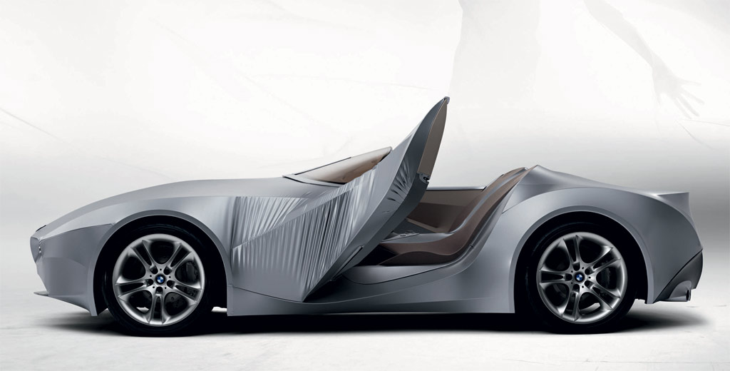 Bmw Gina Concept Drive Away 2day