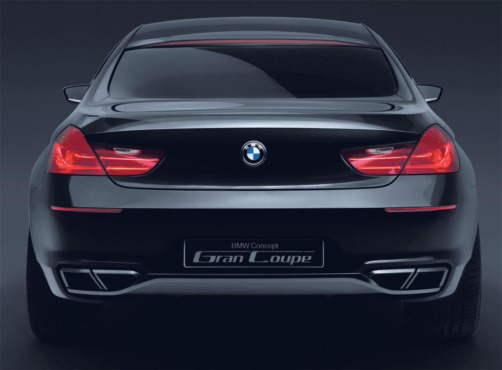 BMW Gran Coupe Photo 5 8981