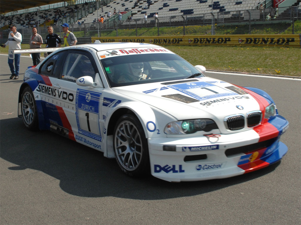 Bmw E46 M3 Gtr Group Gt2 2000 Racing Cars