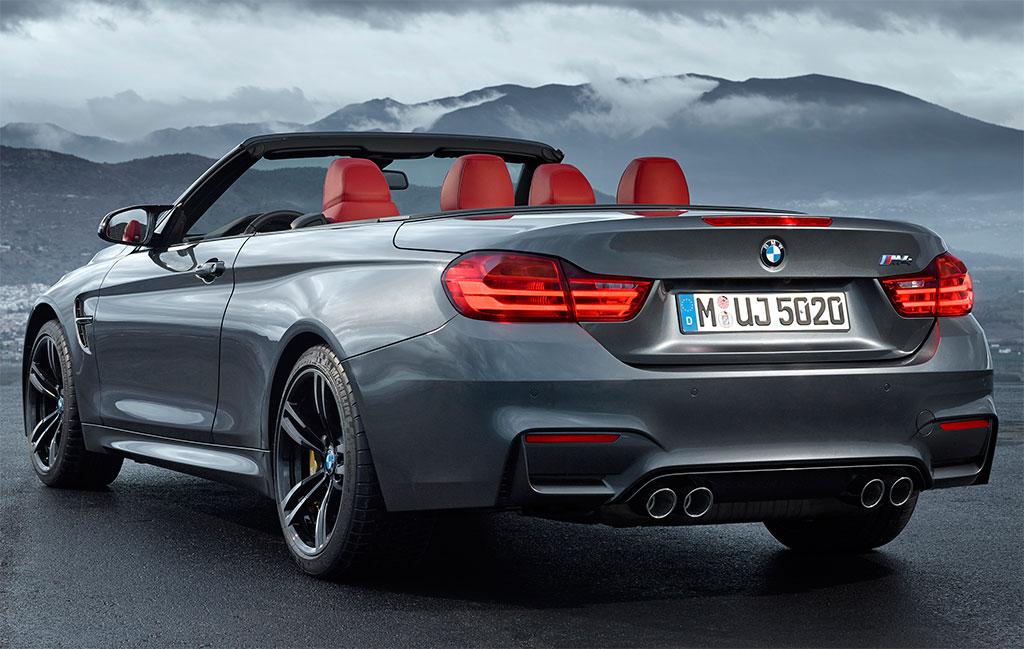 BMW M4 Convertible Photo 2 13914