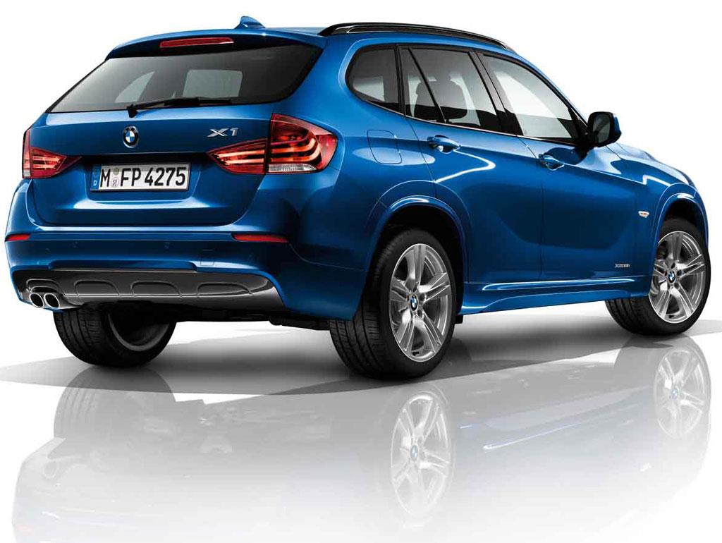 BMW X1 M Sport 8