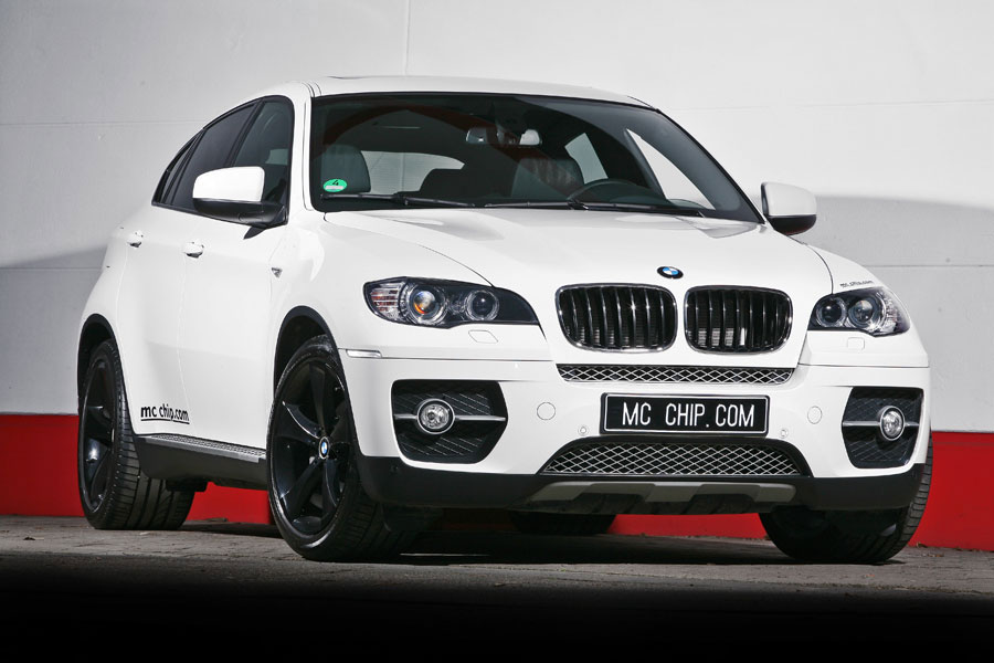 Bmw X6 White Shark Photo 2 5051