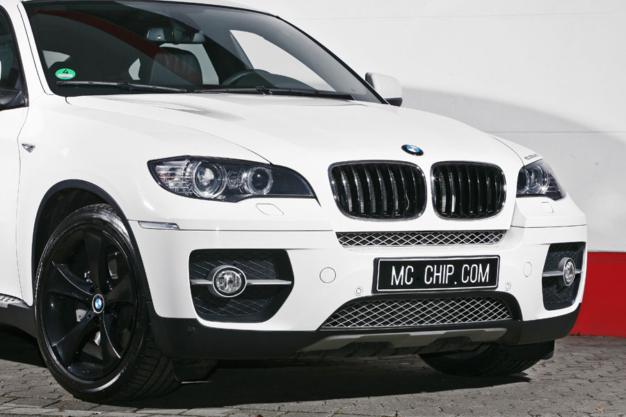 Bmw X6 White Shark Photo 3 5051
