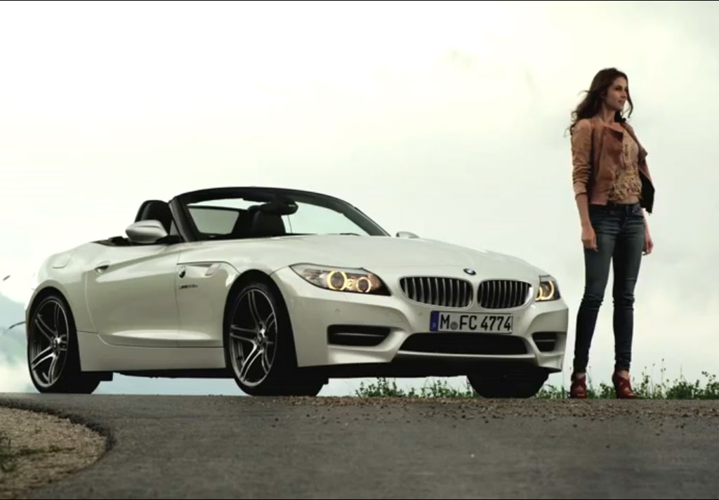 Bmw Z4 Gt3 Commercial Photo 1 11488