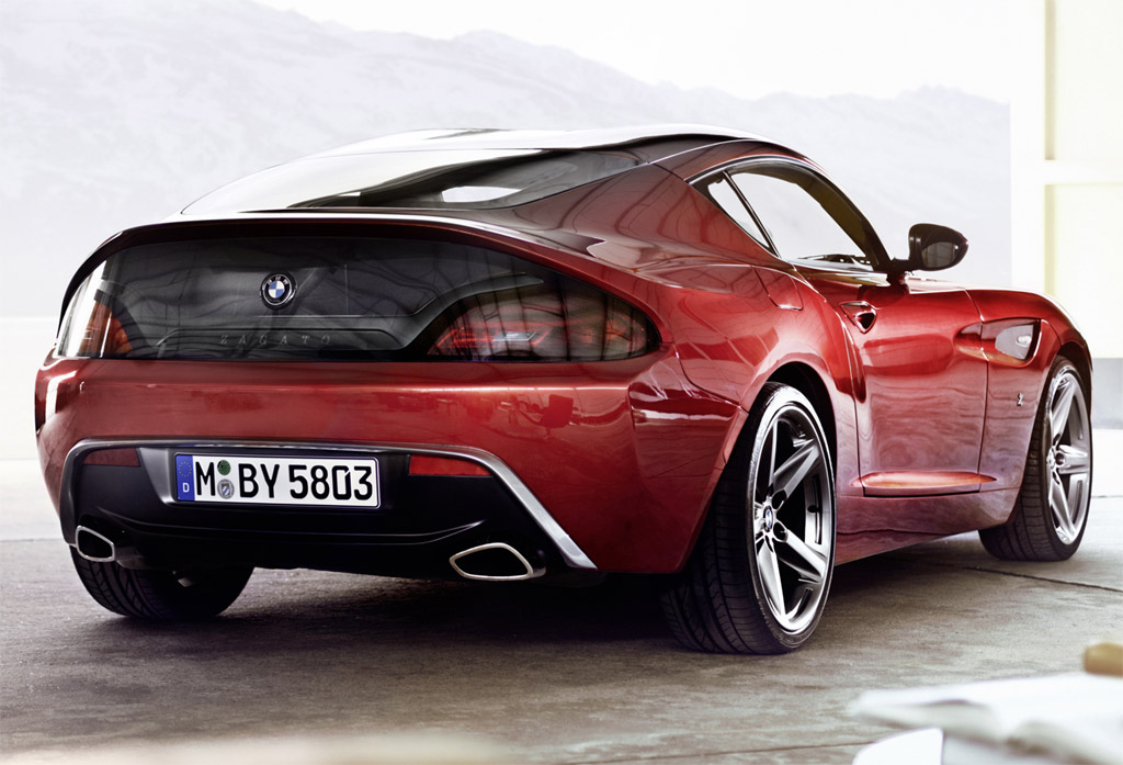 Bmw Zagato Coupe Photo 2 12350