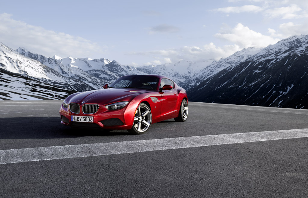 Bmw Zagato Coupe Photo 20 12350