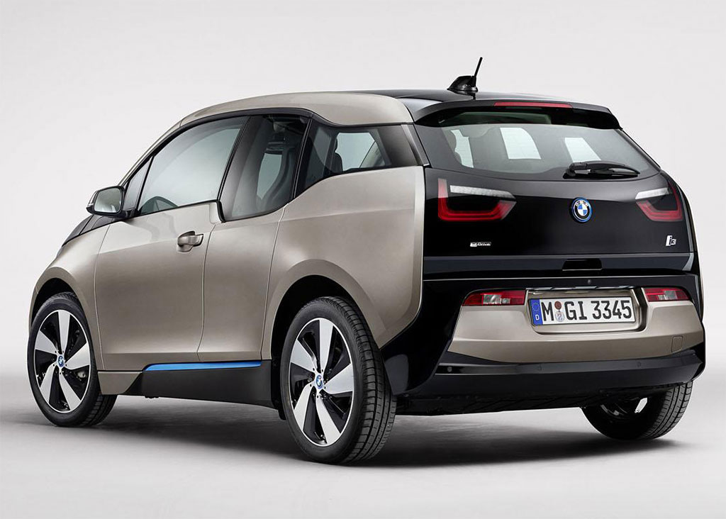 Bmw I5 Announced Photo 2 13593