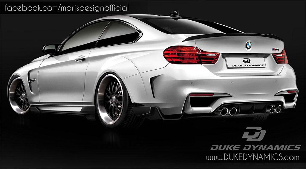 Duke Dynamics BMW M4 Photo 3 13718