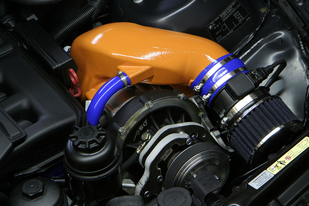 Boostaddict G Power Releases M54 Supercharger For The E46 And Z4 Late But Better Late Than