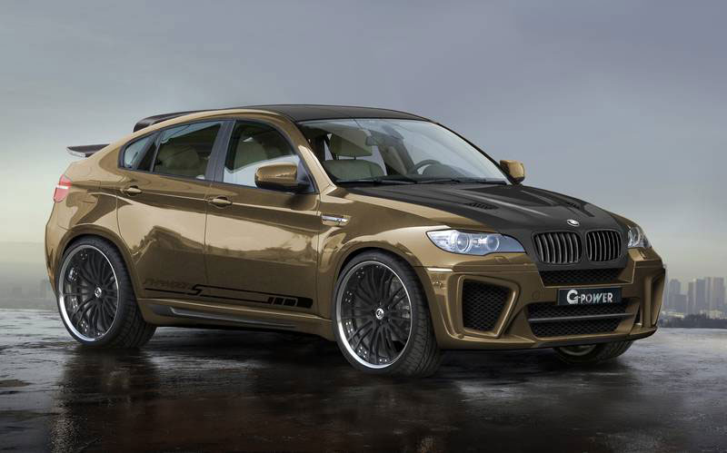 G Power Bmw X6m Photo 1 7210