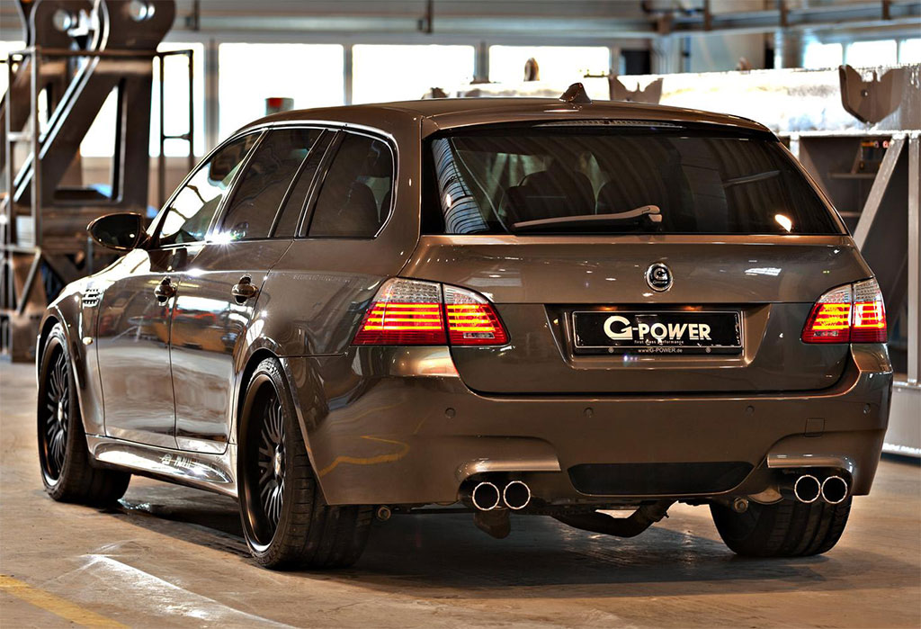 g power bmw m5 touring hurricane rr photo 2 13784. Black Bedroom Furniture Sets. Home Design Ideas