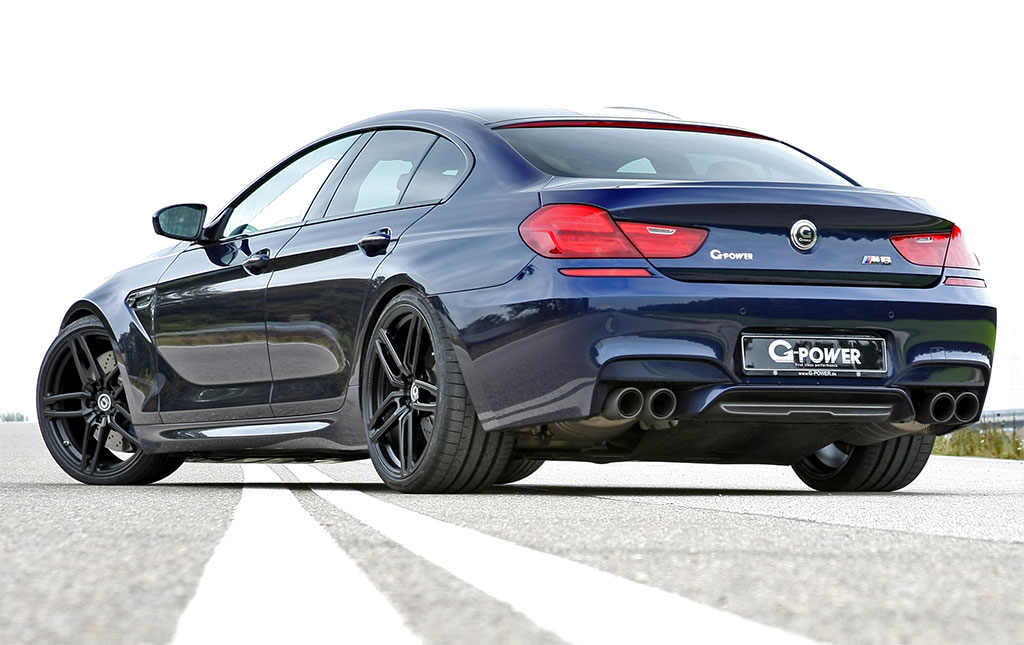 bmw m6 gran coupe by g power photos image 2. Black Bedroom Furniture Sets. Home Design Ideas
