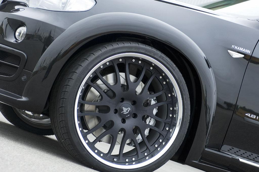 BMW X5 Black Engine