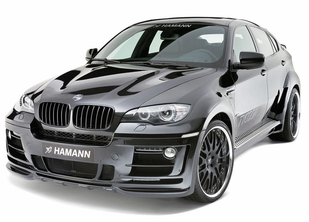 HAMANN Tycoon BMW X6 1