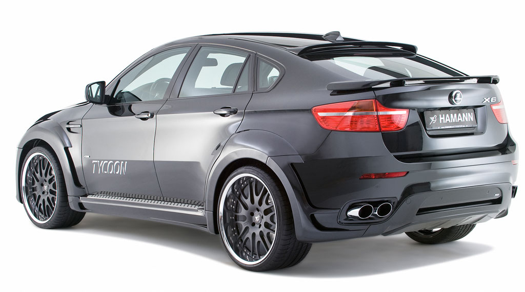 Hamann Tycoon Bmw X6 Photo 5 5180