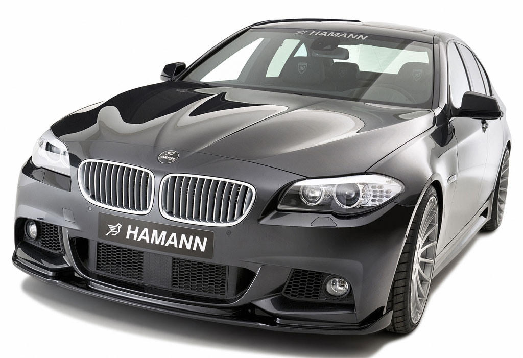 Hamann 2011 Bmw 5 Series M Sport Photo 3 10498