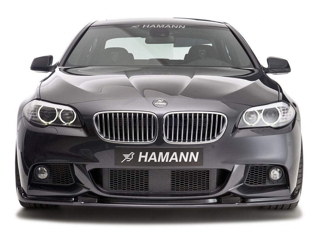 hamann 2011 bmw 5 series m sport photo 4 10498. Black Bedroom Furniture Sets. Home Design Ideas