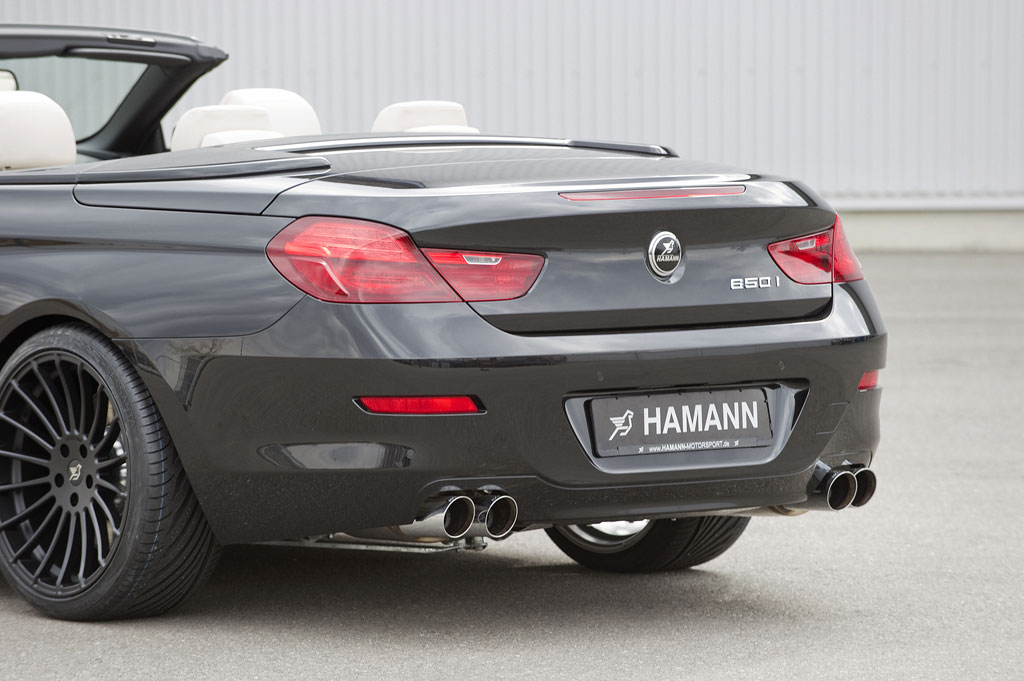 hamann 2012 bmw 6 series cabrio photo 31 11275. Black Bedroom Furniture Sets. Home Design Ideas