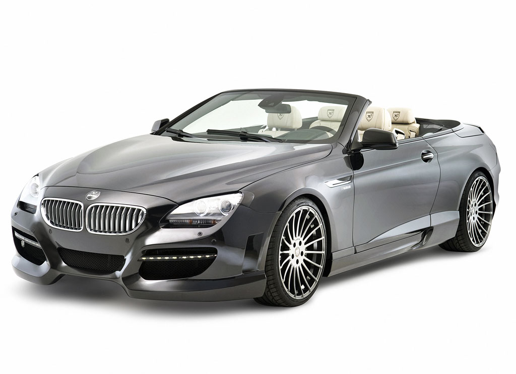 hamann 2012 bmw 6 series convertible photo 1 11616. Black Bedroom Furniture Sets. Home Design Ideas