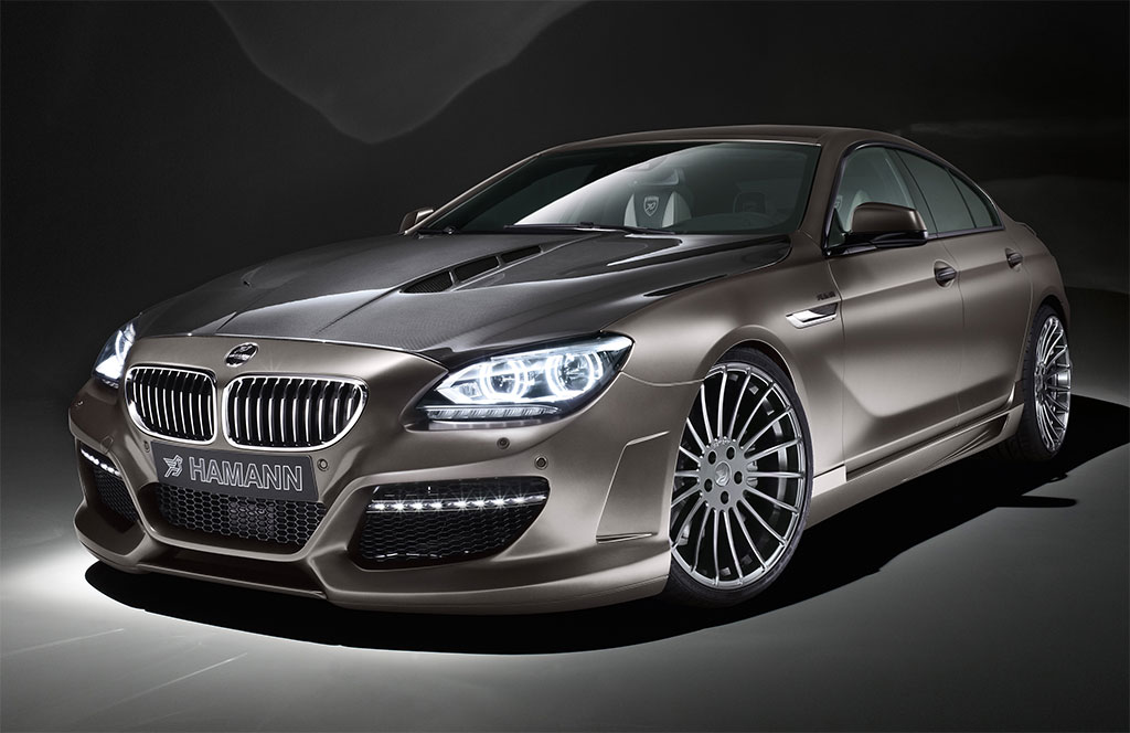 hamann bmw 6 series gran coupe photo 1 12797. Black Bedroom Furniture Sets. Home Design Ideas