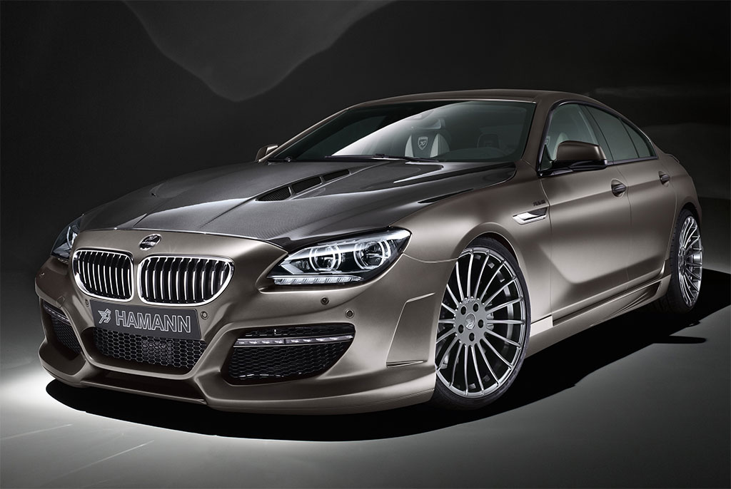 Hamann BMW Series Gran Coupe Photo - 5 series bmw coupe