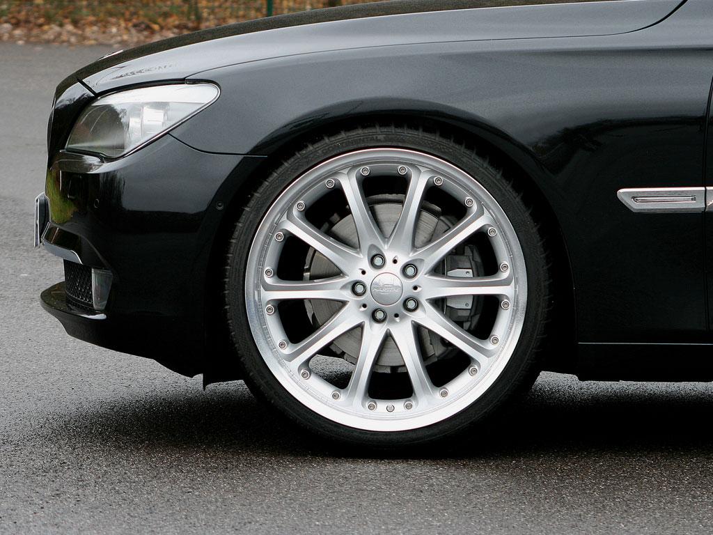 Hartge 2009 BMW 7 Series wheels Photo 1 5010