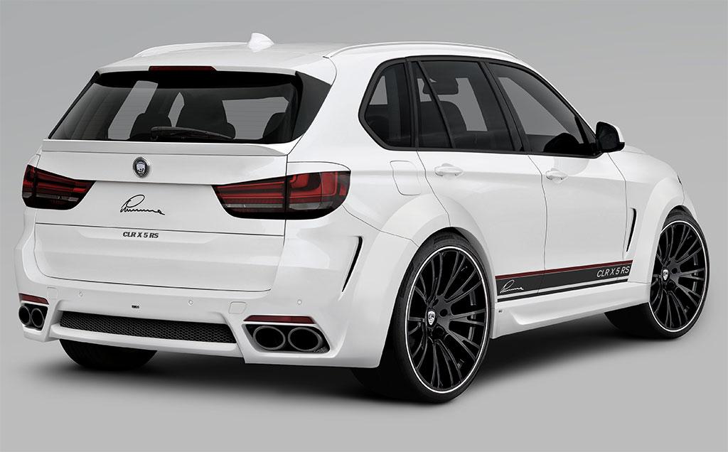 Lumma BMW X5 2014 2