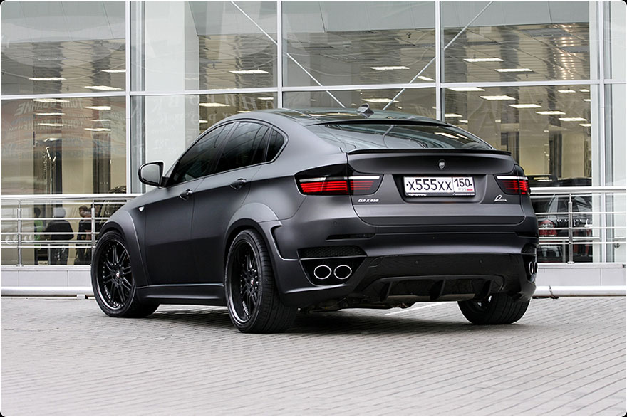 Lumma Bmw X6m Clr X 650 M Photo 12 7444