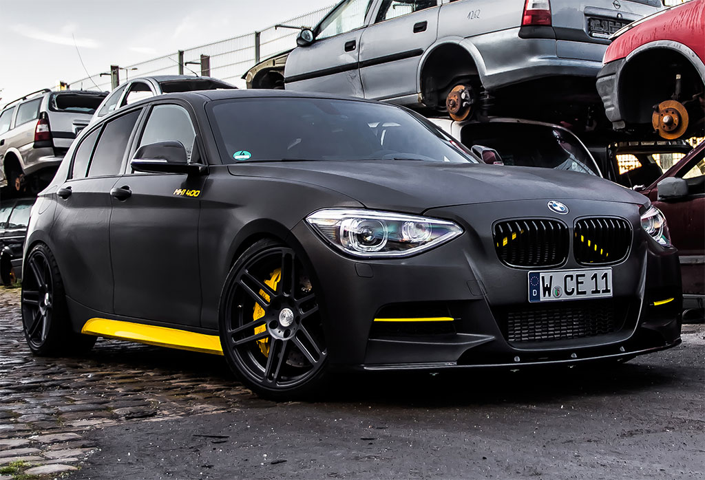 Manhart Bmw M135i Photo 1 13886