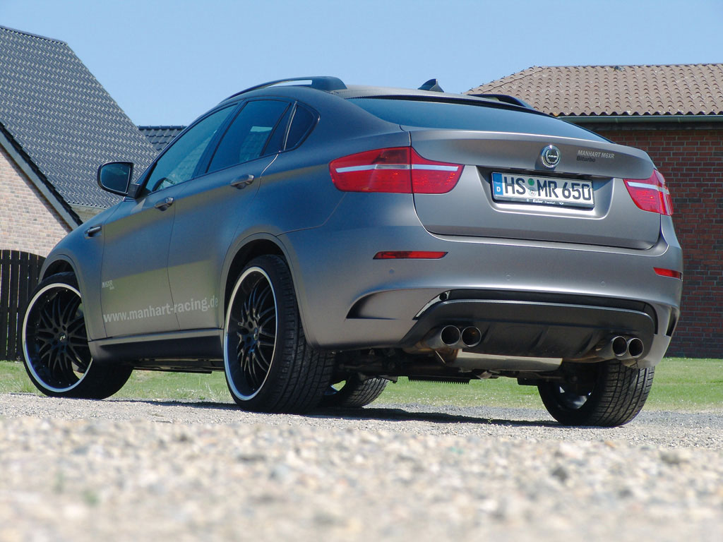 Manhart Bmw X6m Photo 7 9213