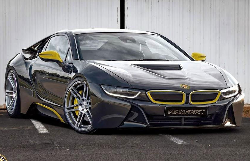Manhart Bmw I8 Photo 1 14231