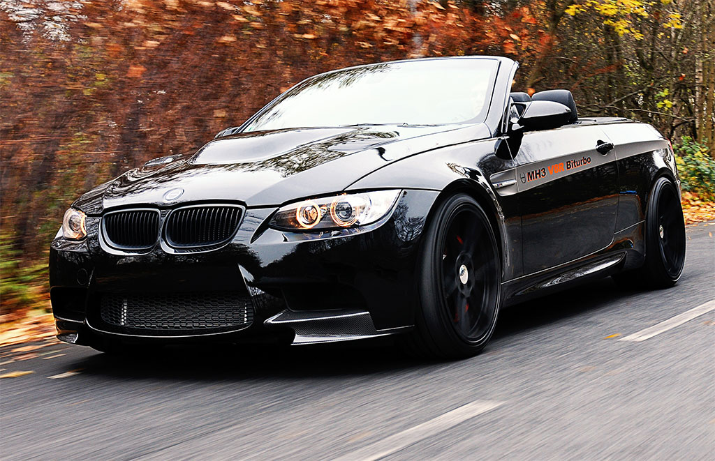 Manhart Mh3 Bmw M3 Convertible Photo 3 12763