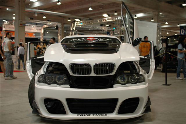 Bmw 3.0 Csl >> PowerTuning BMW E46 320D Photo 1 1786